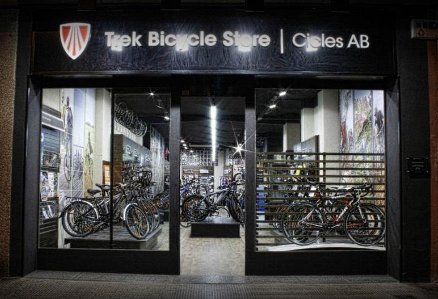 Cicles AB - Trek Bicycle Store